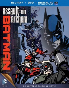 Batman Assault on Arkham Blu-Ray