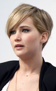 Not a hacked photo of Jennifer Lawrence (but borrowed from eonline.com).