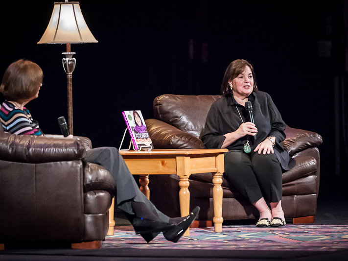 review: ina garten live at the saban theater