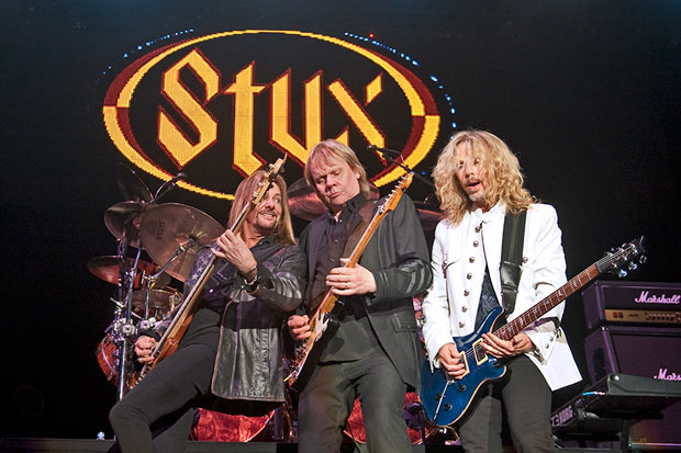 Styx coming to del Lago's 'Vine' on May 12th