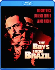 Shout Factory Review - The Boys from Brazil Blu-ray