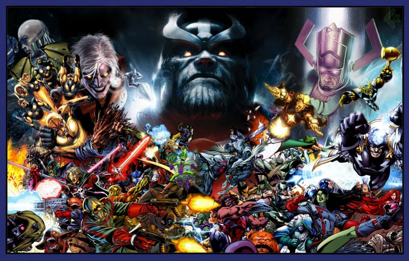Marvel-Comics-Cosmic-Space-Characters-Guardians-of-the-Galaxy