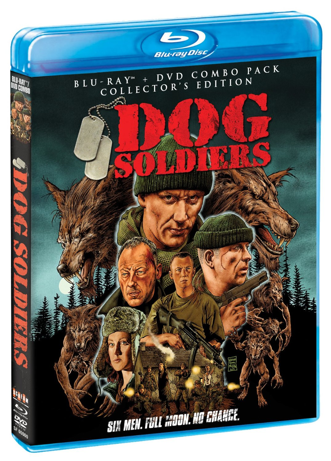 Dog Soldiers Scream Factory Review