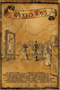 Wicked Ways poster