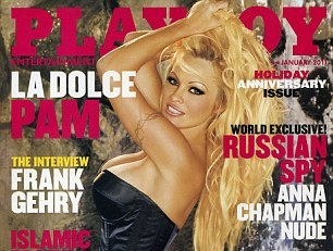 Playboy magazine no more nude photos
