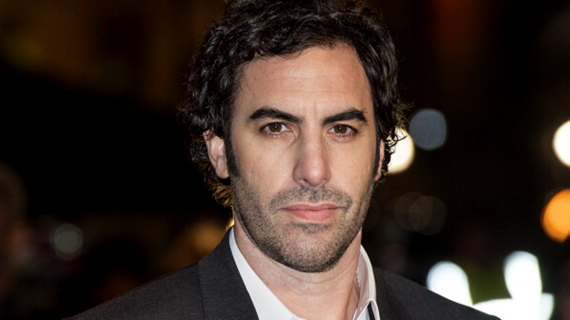 What Sacha Baron Cohen did for the holidays