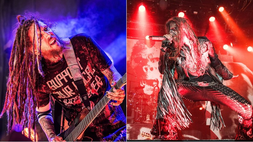 Korn And Rob Zombie Tour Dates
