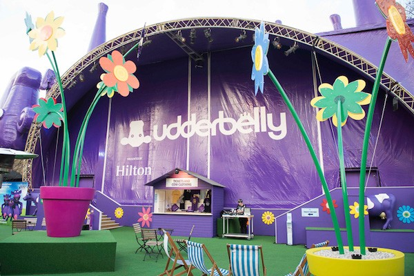 Udderbelly London Wonderground