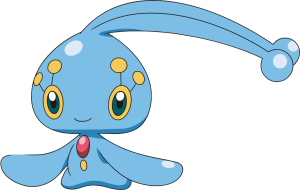 how to get manaphy in pokemon x and y