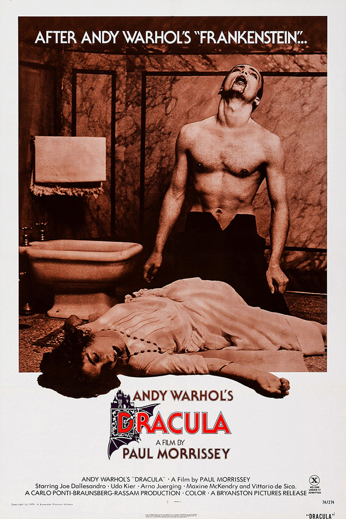 Blood for Dracula (1974) poster