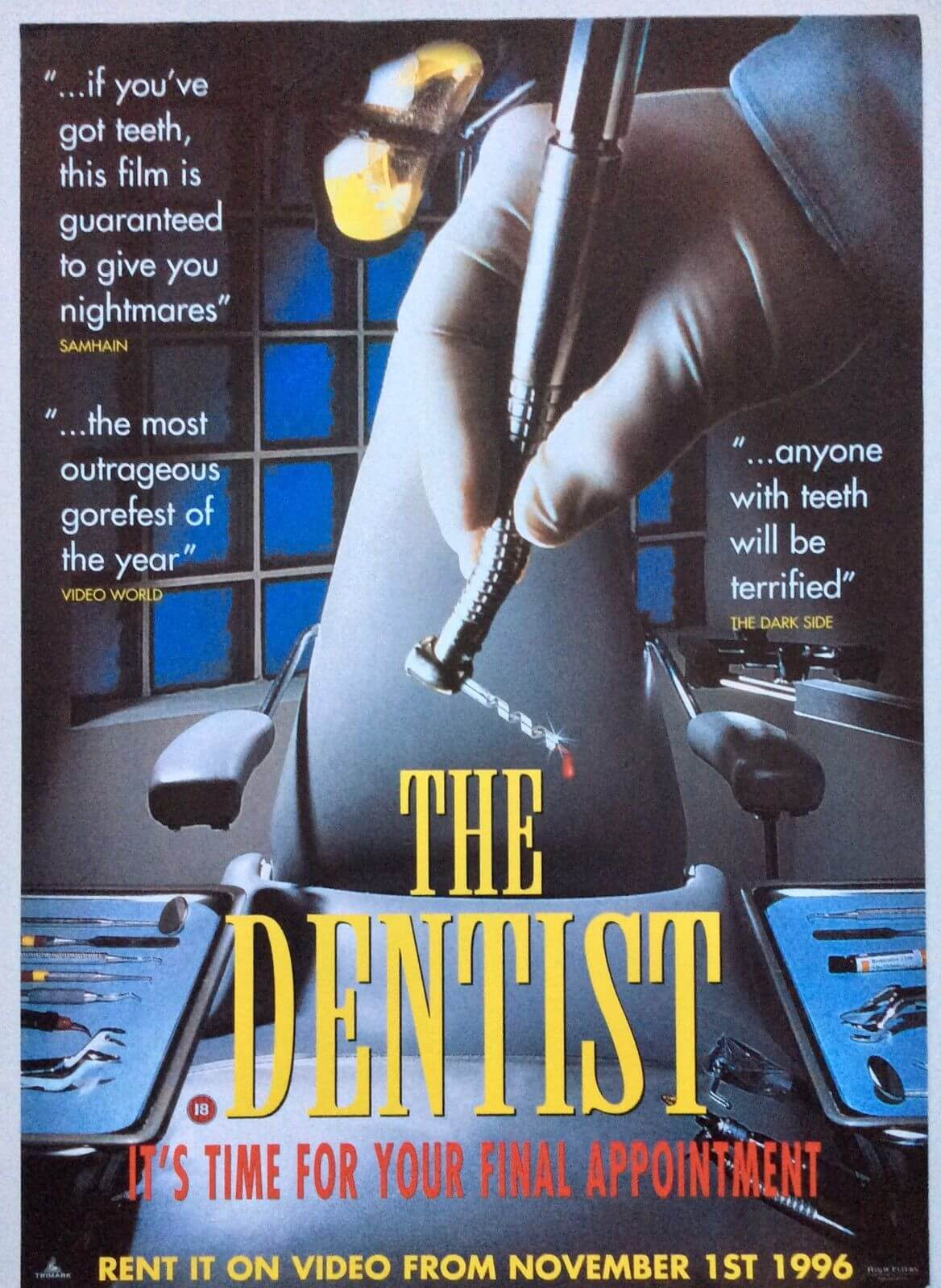 the_dentist_poster