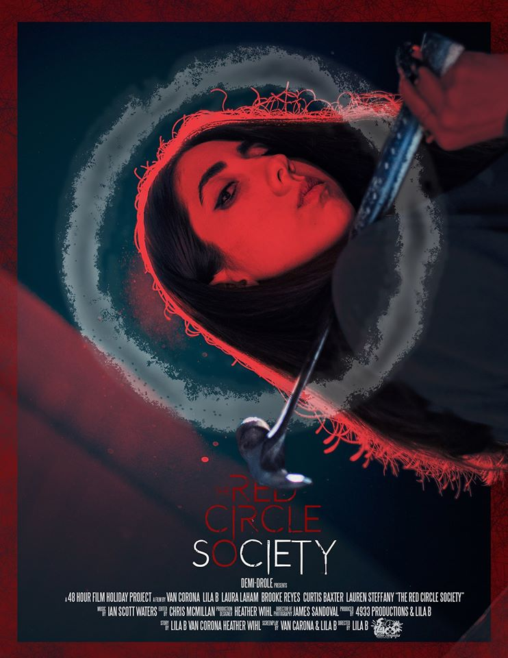 The Red Circle Society (2016) Poster