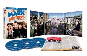 gift guide Marx Brothers box set