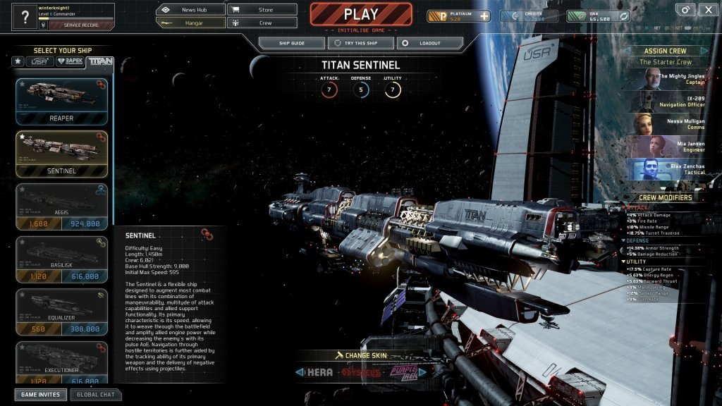 Fractured Space review