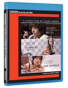 3 classic films by claude chabrol blu ray box art
