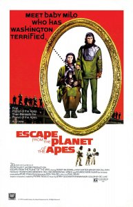 1971 escape from the planet of the apes