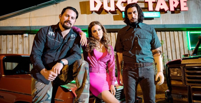 review Logan Lucky