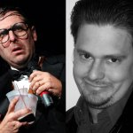 Neil Hamburger and Tim Heidecker