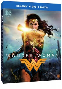 Blu-Ray Wonder Woman
