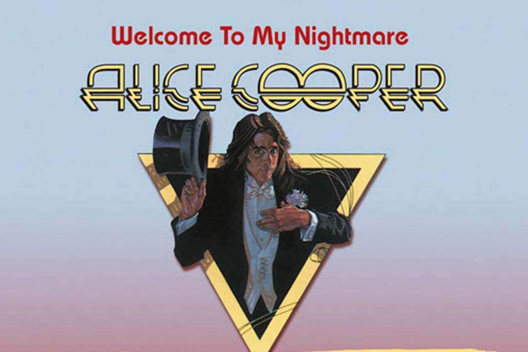 DVD Review: Alice Cooper- Welcome To My Nightmare- Special ...