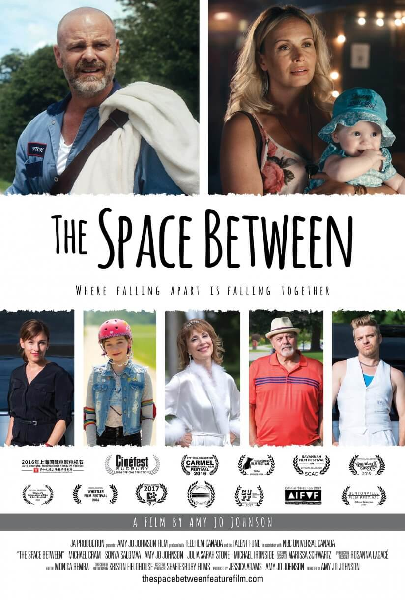 Space Between movie poster