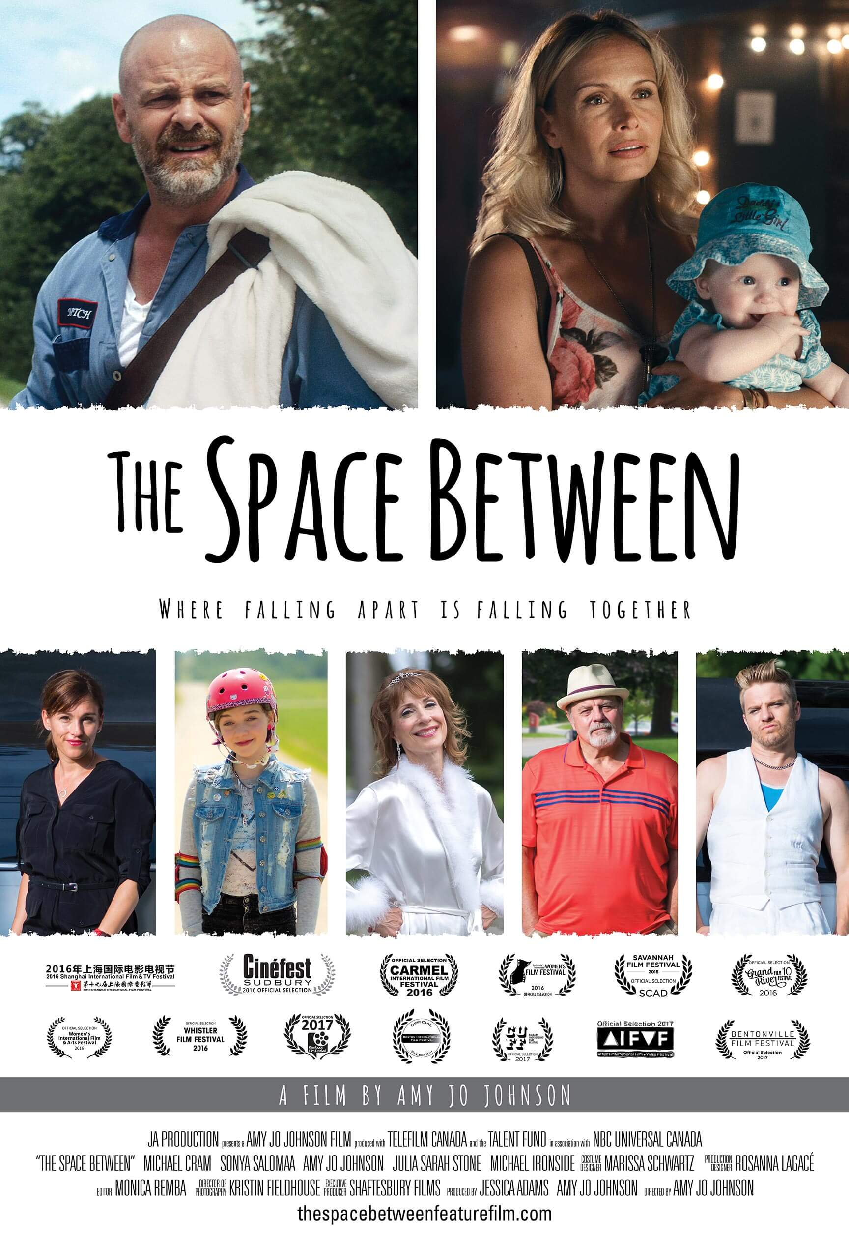 the-space-between-movie-poster