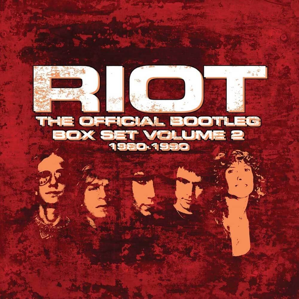 Album Review: Riot- The Official Bootleg Box Set Volume 2 (1981-1990)