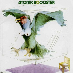 Atomic Roooster cover