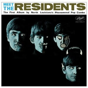 Meet the Residents cover