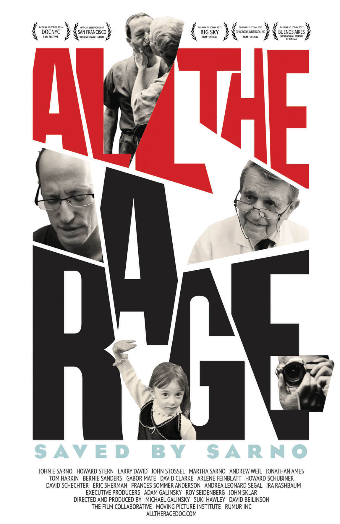 movie review all the rage