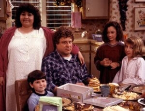 Roseanne brought back
