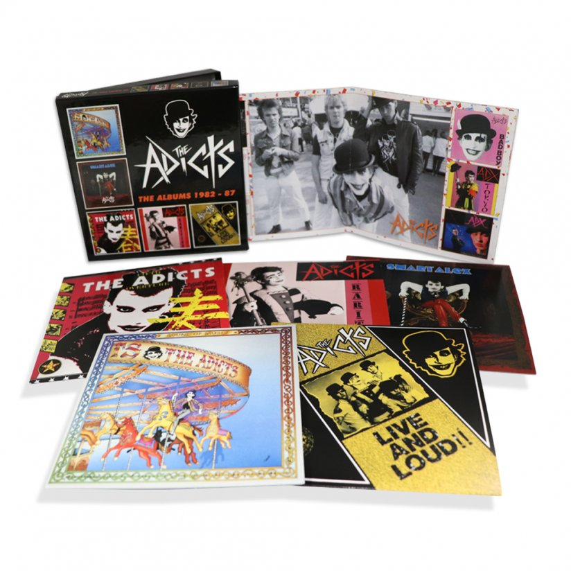 Adicts Albums Set