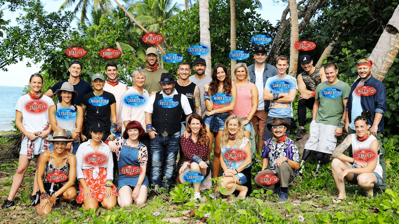 Australian Survivor 2018 Cast