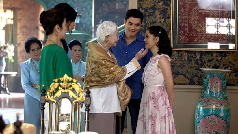 review crazy rich asians