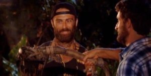 Survivor AU Steve voted off