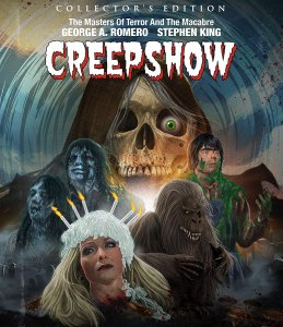 Blu-ray Review: Creepshow Scream Factory Collector's Edition