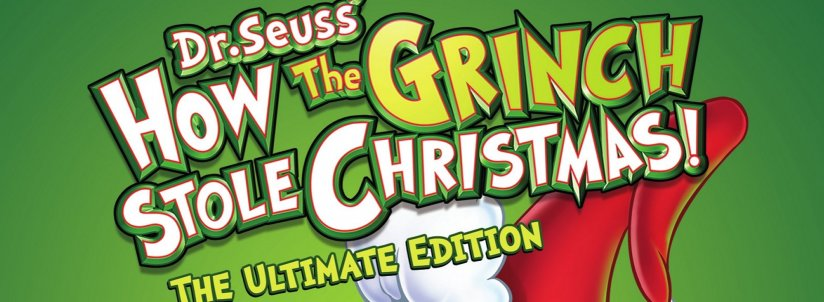 How The Grinch Stole Christmas Blu Ray.Blu Ray Review How The Grinch Stole Christmas