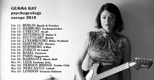 Gemma Ray tour dates