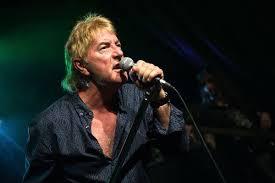 Singer John Lawton