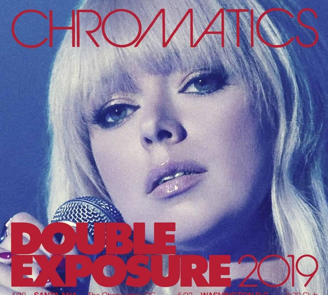 Chromatics tour