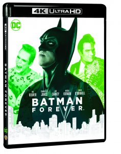 Warner Brothers Batman 4K
