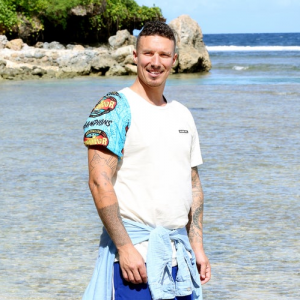 Australian Survivor Luke