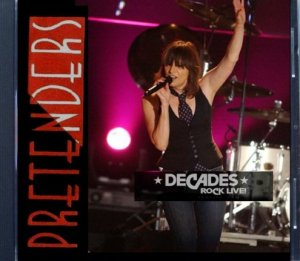 pat francis review pretenders blu-ray