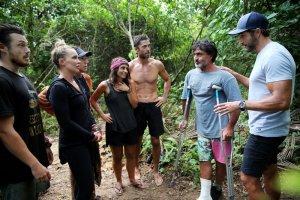 Australian Survivor S04E13 Ross med evac