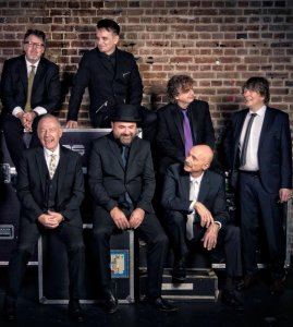 King Crimson group picture