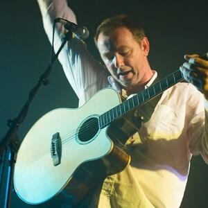 catch Francis Dunnery at Bush Hall