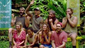 Australian Survivor S05E09 Auction