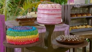Australian Survivor S05E10 cake shop