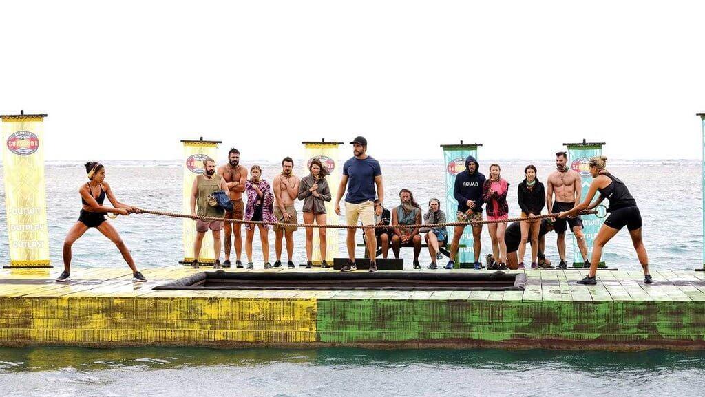 Australian Survivor S05E11 Reward