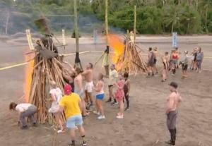 Australian Survivor S05E01 Opening Challenge
